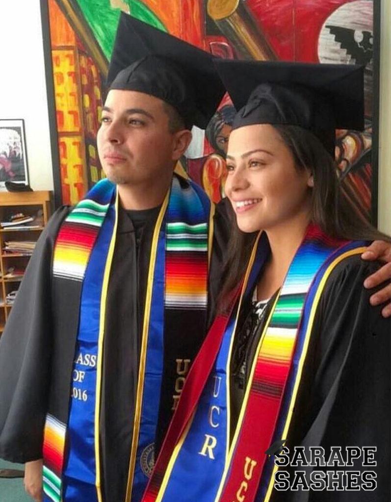 Sarape Sashes Sarape Graduation Stoles Hispanic