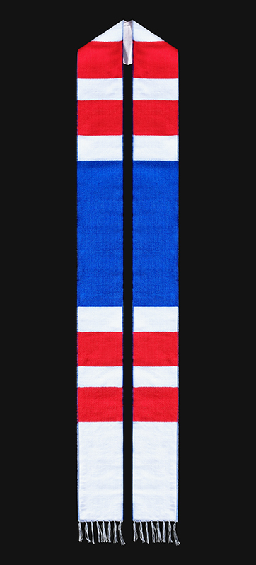 Red White Blue Sash